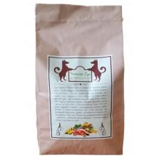 Сухое питание Честная Еда, индейка, 2,5 кг