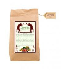 Сухое питание для взрослых кошек, говядина с овощами и травами, 1,5 кг